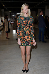 Poppy Delevingne attending the Giambattista Valli Fashion Show as part of Paris Fashion Week Womenswear Spring - summer 2019 held in Paris, France on october 01, 2018. Photo by Aurore Marechal/ABACAPRESS.COM