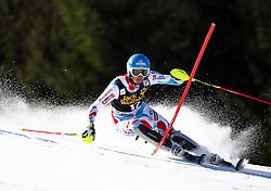 MISSILLIER Steve of France competes during Men's Slalom - Pokal Vitranc 2014 of FIS Alpine Ski World Cup 2013/2014, on March 9, 2014 in Vitranc, Kranjska Gora, Slovenia. Photo by Matic Klansek Velej / Sportida