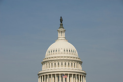 Washington DC; USA: The dome of the Capitol Building, legislative branch of the US government.Photo copyright Lee Foster Photo # 3-washdc82725