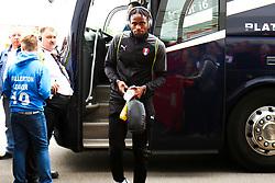 Matthew Olosunde of Rotherham United arrives at The Keepmoat Stadium - Mandatory by-line: Ryan Crockett/JMP - 07/09/2019 - FOOTBALL - The Keepmoat Stadium - Doncaster, England - Doncaster Rovers v Rotherham United - Sky Bet League One