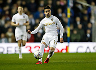 Leeds United midfielder Pablo Hernandez during the EFL Sky Bet Championship match between Leeds United and Wolverhampton Wanderers at Elland Road, Leeds, England on 7 March 2018. Picture by Paul Thompson.