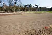 HILVERSUM - Veranderingen aan de baan van Hilversumsche Golf Club. COPYRIGHT KOEN SUYK