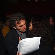 Start verkiezingscampagne GroenLinks, Paul Rosenmöller en Femke Halsema