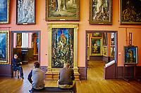 France, Paris, Musée Gustave Moreau, 14 rue de la Rochefoucauld // France, Paris, Gustave Moreau museum