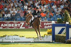 Staut Kevin, (FRA), Reveur de Hurtebise HDC<br /> Team completion and 2nd individual qualifier<br /> FEI European Championships - Aachen 2015<br /> © Hippo Foto - Dirk Caremans<br /> 20/08/15