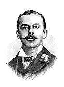 Harry John Lawson (b1852), English inventor of a safety bicycle. (1879).  Lawson produced the first bicycle driven by a chain from centrally positioned pedals to the rear wheel in 1879.  It will not until 5 years later, in 1884, that a model named the 'La