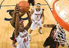 20090102 - Georgia at #15 Virginia (NCAA Women's Basketball)