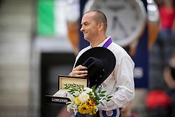 Podium Individual Final, Fonck Bernard<br /> World Equestrian Games - Tryon 2018<br /> © Hippo Foto - Dirk Caremans<br /> 15/09/2018