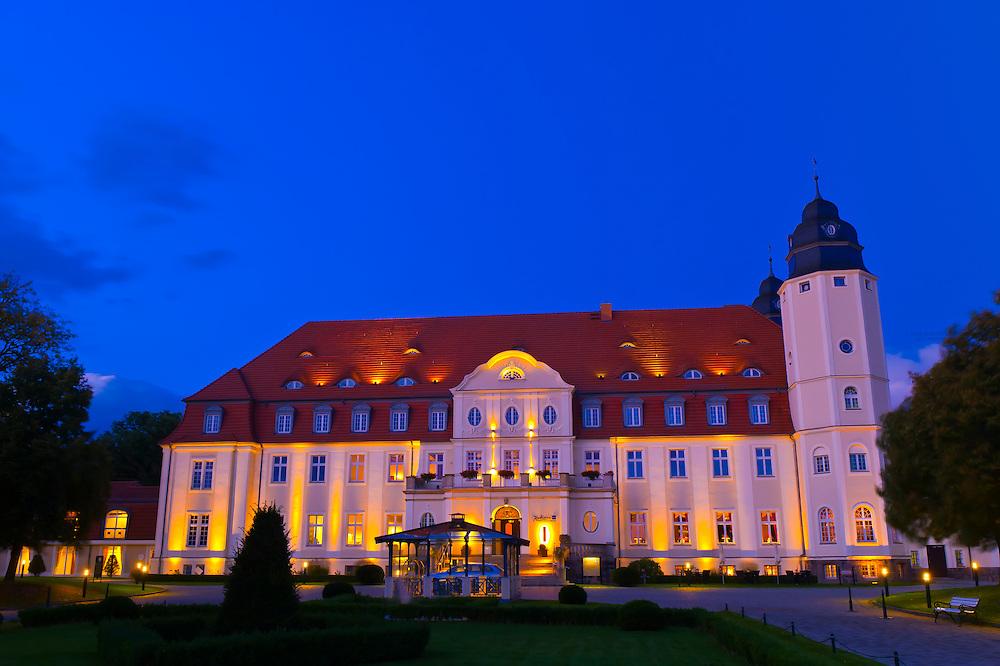 Schlosshotel Fleesensee (castle hotel), Fleesensee, Germany