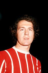 Franz Beckenbauer, Bayern Munich