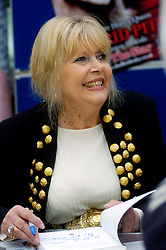 Actress star of Hammer House of Horror classics Ingrid Pit at a signing session in Sheffields Winter Gardens during the Fright Night Halloween celebrations.29 October 2006.Copyright Paul David Drabble.