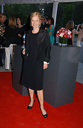 MARIELLA FROSTRUP at a party to celebrate the opening of Roger Vivier in London held at The Orangery, Kensington Palace, London on 10th May 2006.<br /><br />NON EXCLUSIVE - WORLD RIGHTS