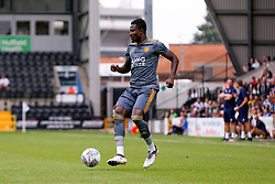Daniel Amartey of Leicester City - Mandatory by-line: Ryan Crockett/JMP - 21/07/2018 - FOOTBALL - Meadow Lane - Nottingham, England - Notts County v Leicester City - Pre-season friendly