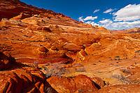 Coyote Buttes North, Paria Canyon-Vermillion Cliffs Wilderness Area, Utah-Arizona border, USA