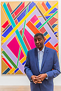Trane 1969 by William T Williams (pictured) - Soul of a Nation: Art in the Age of Black Power, Tate Modern's new exhibition exploring what it meant to be a Black artist during the Civil Rights movement.  The exhibition is at Tate Modern from 12 July – 22 October 2017.