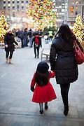 New York, New York. Etats Unis. 16 Decembre 2010..New York, New York. United States. December 16th 2010..