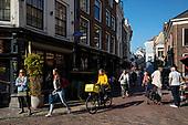 Straatleven in Utrecht - Streetlife in Utrecht