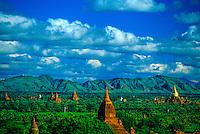 Pagodas of Bagan (Pagan)