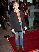 Denise Gough at the On Blueberry Hill play press night, Trafalgar Studios, London, 11 Mar 2020 Photo by Brian Jordan