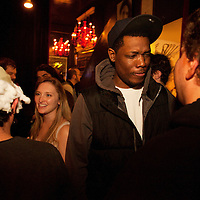 Schtick or Treat - November 1, 2011 - Bowery Poetry Club - Katy Frame, Michael Che