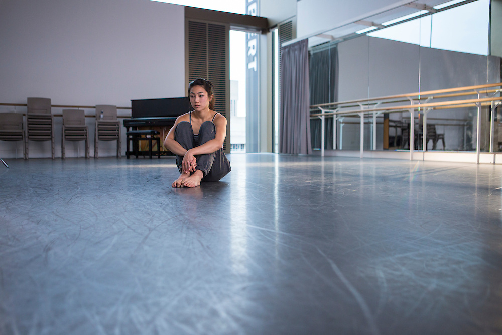 """Kai is a dancer struggling to perfect her movements. She practices at home, avoids going out for drinks after training, and is endlessly chastised by her dance teacher, all to no avail. This changes when she has a collision with joy, and learns how to let go and express her pleasure freely.<br /> Earlier this year, Magnum ice-cream teamed up with i-D to create a short film competition called """"Be True To Your Pleasure"""", inviting emerging filmmakers to send in their short film ideas about personal pleasure and the joy of letting go. The three winners were announced in August and received funding, production support and a mentorship from award-winning filmmaker Xavier Dolan to help make their ideas reality."""