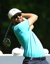 May 25, 2017 - Virginia Water, United Kingdom - Rikard Karlberg of Sweden during 1st Round for the 2017 BMW PGA Championship on the west Course at Wentworth on May 25, 2017 in Virginia Water,England  (Credit Image: © Kieran Galvin/NurPhoto via ZUMA Press)