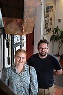 Elisabeth Madsen får Højdespringerprisen. SMV Aalborg legatuddeling i Håndværkerhuset. Foto: © Michael Bo Rasmussen / Baghuset. Dato: 09.09.20
