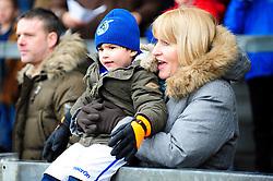 Bristol Rovers fans - Mandatory by-line: Dougie Allward/JMP - 30/03/2018 - FOOTBALL - Memorial Stadium - Bristol, England - Bristol Rovers v Bury - Sky Bet League One