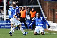 Peterborough United v Millwall 261208