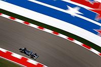 ROSBERG Nico (Ger) Mercedes Gp Mgp W05 action   during the 2014 Formula One World Championship, United States of America Grand Prix from November 1st to 2nd 2014 in Austin, Texas, USA. Photo Frederic Le Floch / DPPI.