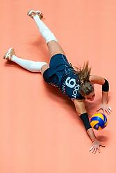 29-05-2019 NED: Volleyball Nations League Netherlands - Bulgaria, Apeldoorn<br /> Myrthe Schoot #9 of Netherlands