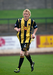 Andy McLean, Berwick Rangers..Berwick Rangers 0 v 1 Annan Athletic, 1/10/2011..Pic © Michael Schofield.