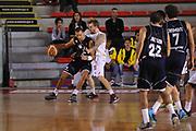 DESCRIZIONE : Roma LNP A2 2015-16 Acea Virtus Roma Assigeco Casalpusterlengo<br /> GIOCATORE : Daniele Sandri<br /> CATEGORIA : controcampo palleggio<br /> SQUADRA : Assigeco Casalpusterlengo<br /> EVENTO : Campionato LNP A2 2015-2016<br /> GARA : Acea Virtus Roma Assigeco Casalpusterlengo<br /> DATA : 01/11/2015<br /> SPORT : Pallacanestro <br /> AUTORE : Agenzia Ciamillo-Castoria/G.Masi<br /> Galleria : LNP A2 2015-2016<br /> Fotonotizia : Roma LNP A2 2015-16 Acea Virtus Roma Assigeco Casalpusterlengo