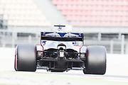 March 7-10, 2017: Circuit de Catalunya. Carlos Sainz Jr. (SPA) Scuderia Toro Rosso, STR12 diffuser detail photo