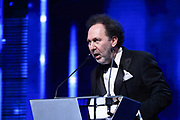 Brussels , 01/02/2020 : Les Magritte du Cinema . The Academie Andre Delvaux and the RTBF, producer and TV channel , present the 10th Ceremony of the Magritte Awards at the Square in Brussels .<br /> Pix: Charly Herscovici<br /> Credit : Alexis Haulot - Dana Le Lardic - Didier Bauwerarts - Frédéric Sierakowski - Olivier Polet / Isopix