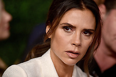 Victoria Beckham looking concerned - 18 Jan 2019