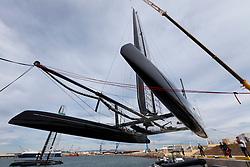 Artemis Racing AC45 Training  31-01-2012, Valencia, Spain