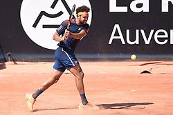 May 27, 2017 - Lyon - Parc Tete D'Or, France - Jo-Wilfried Tsonga (Credit Image: © Panoramic via ZUMA Press)