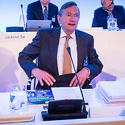 NLD/Amsterdam/20150512 - Aandeelhoudersvergadering (AVA) van Royal Philips 2016, Jeroen van der Veer