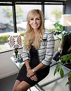 Editorial Portrait of Business Woman Kim DePalma