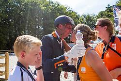 Hosmar Frank, NED, <br /> EC Rotterdam 2019<br /> © Hippo Foto - Sharon Vandeput<br /> 25/08/19