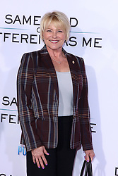 "Judi Evans at the Paramount Pictures And Pure Flix Entertainment's ""Same Kind Of Different As Me"" Premiere held at the Westwood Village Theatre on October 12, 2017 in Westwood, California, USA (Photo by Art Garcia/Sipa USA)"