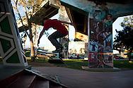Chicano Park in San Diego's Barrio Logan.