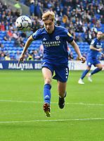 Football - 2021 / 2022 EFL Sky Bet Championship - Cardiff City vs Millwall - Cardiff City Stadium - Saturday 21st August 2021<br /> <br /> Joel Bagan cardiff<br /> <br /> COLORSPORT/WINSTON BYNORTH