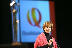 A Governadora do RS, Yeda Crusius durante entrega do Premio Qualidade RS, 12 edição.FOTO: Jefferson Bernardes/Palácio Piratini