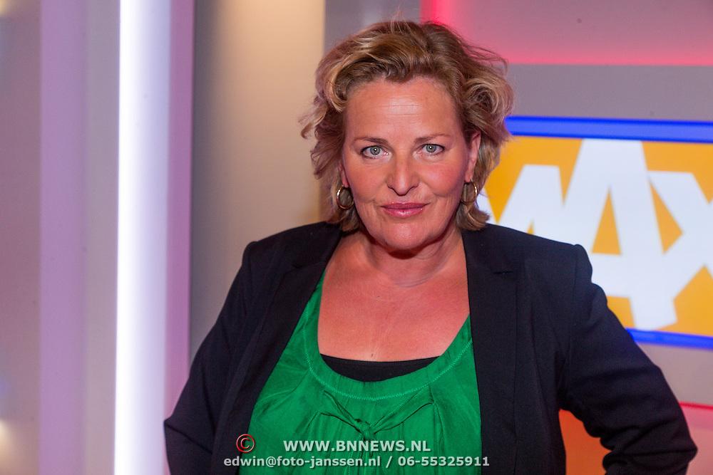 NLD/Hilversum/20130826 - najaarspresentatie 2013 omroep Max, Elles de Bruin