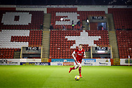 Aberdeen midfielder Jonny Hayes (17) during the Scottish Premiership match between Aberdeen and Hamilton Academical FC at Pittodrie Stadium, Aberdeen, Scotland on 20 October 2020.
