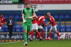 Will Jaaskelainen of Crewe Alexandra - Mandatory by-line: Arron Gent/JMP - 31/10/2020 - FOOTBALL - Portman Road - Ipswich, England - Ipswich Town v Crewe Alexandra - Sky Bet League One