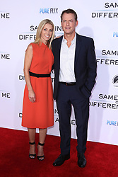 "Helen Labdon, Greg Kinnear at the Paramount Pictures And Pure Flix Entertainment's ""Same Kind Of Different As Me"" Premiere held at the Westwood Village Theatre on October 12, 2017 in Westwood, California, USA (Photo by Art Garcia/Sipa USA)"