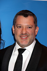 Tony Stewart attending the 2016 NASCAR Sprint Cup Series Awards